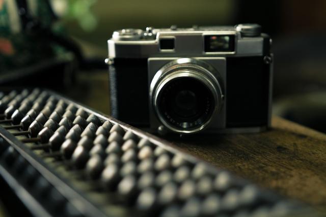 わたくし的、オークション用カメラ論