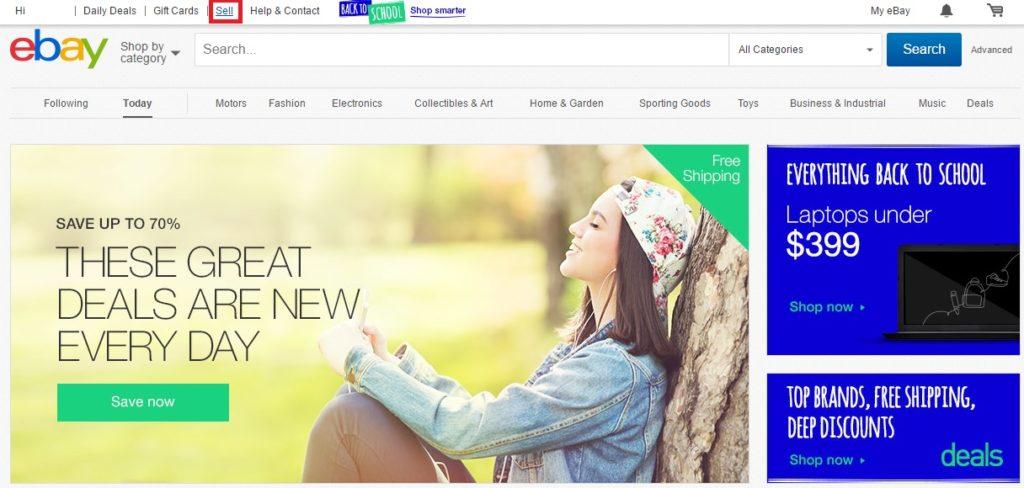 ebay出品方法2016